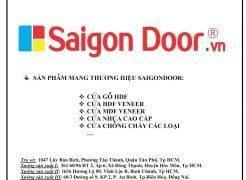 Hồ Sơ Năng Lực SaiGonDoor