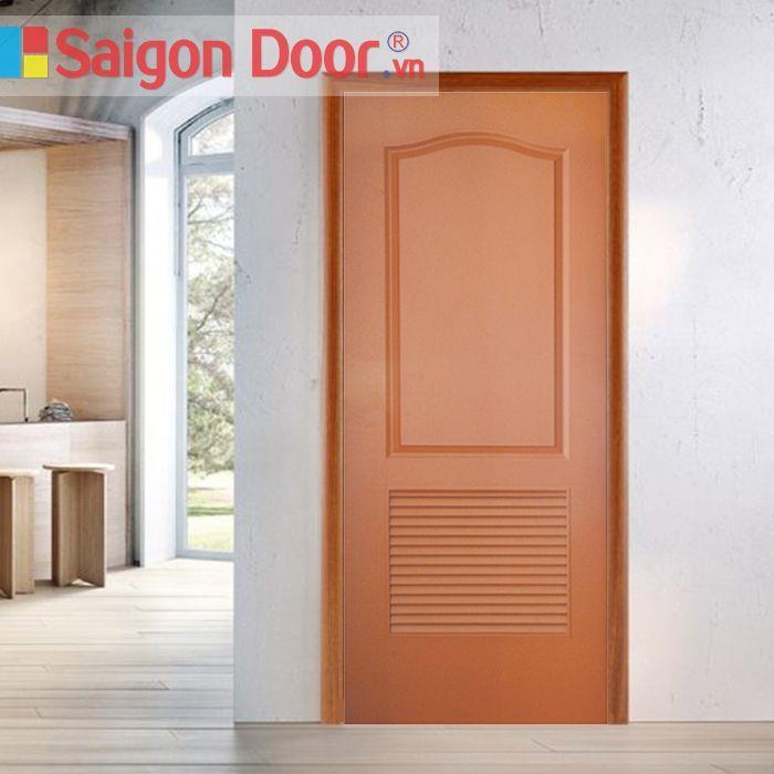 Cửa gỗ HDF SGD.2L-C10 chất lượng luôn đi đầu LH 0834.494.494