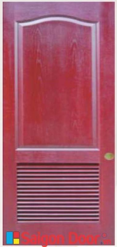 Cửa Gỗ HDF SGD.2L-C12 chất lượng luôn đi đầu LH 0933.707.707