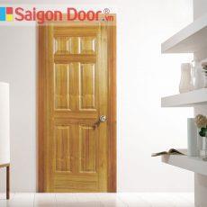 Cách chọn cửa gỗ phòng ngủ đẹp và hiện đại nhất