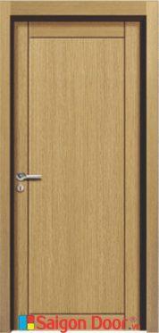 Cửa gỗ chống cháy gcc P1R4B