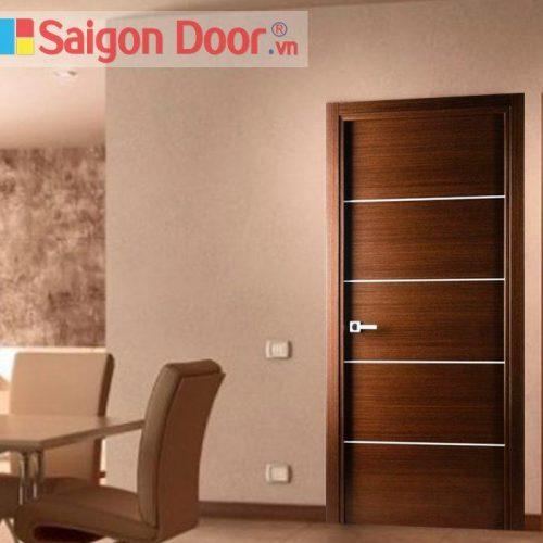 Cửa gỗ cao cấp Saigondoor L-N4 giá thành tốt Lh 0834.494.494