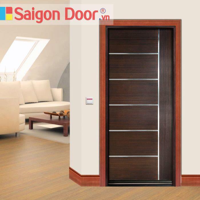 Cửa gỗ cao cấp Saigondoor L-N6D1 giá thành tốt Lh 0933707707