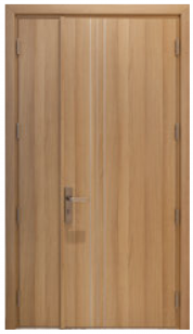 Cửa Gỗ MDF Laminate L1D2