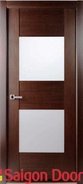 Cửa gỗ cao cấp Saigondoor M-G2 giá thành tốt HL 0933.707.707