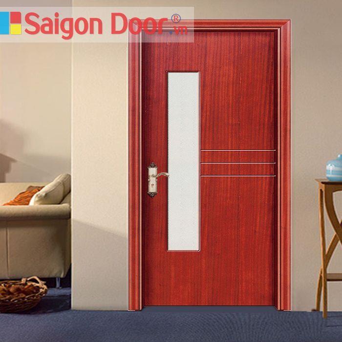 Cửa gỗ cao cấp Saigondoor M-G1N2 giá thành tốt HL 0826901901