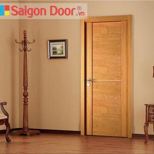 Cửa gỗ cao cấp Saigondoor M-N2D1 giá thành tốt HL 0826901901