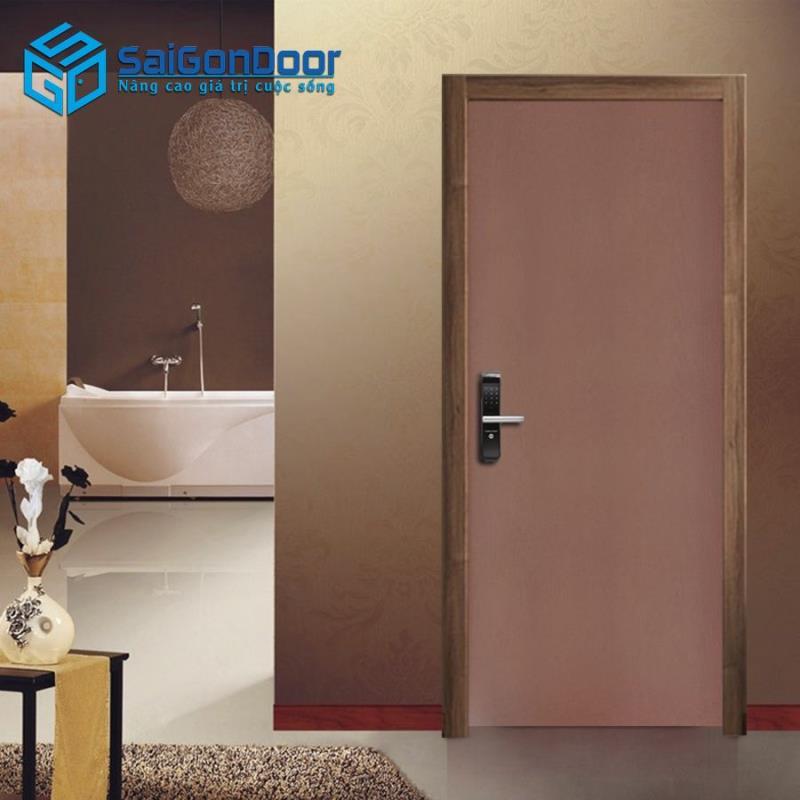 Cửa nhà vệ sinh chống nước