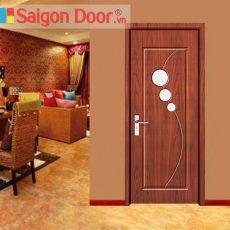 CỬA GỖ CAO CẤP SAIGONDOOR PVC