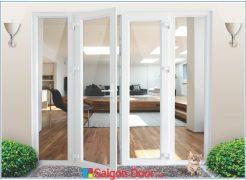 Lựa chọn cửa đi xếp trượt cho căn nhà của bạn
