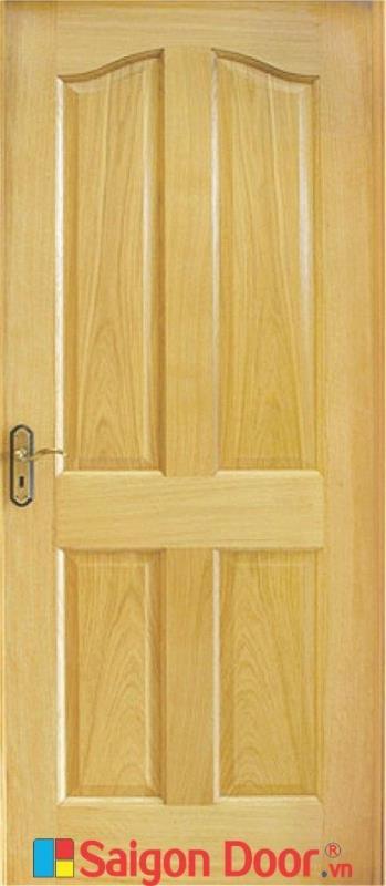 Cửa gỗ HDF Veneer SGD 4A-Ash