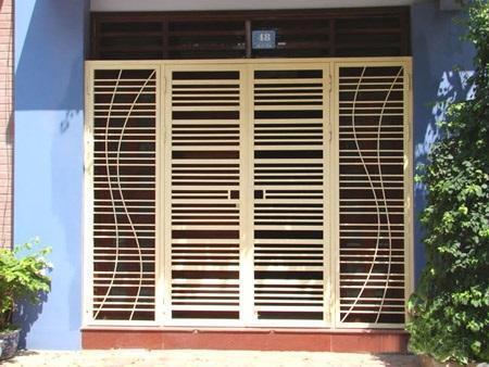 Các loại cửa thường được sử dụng trong xây dựng hiện nay