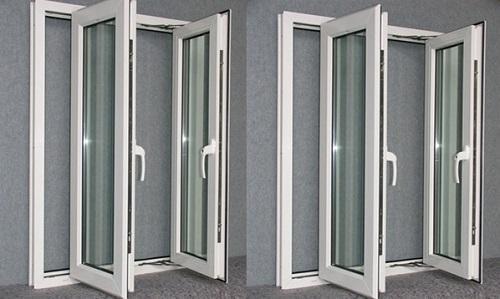 So sánh về cửa nhựa lõi thép và cửa nhôm