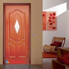 Cửa gỗ đẹp, sự lựa chọn hoàn hảo cho căn nhà của bạn