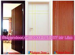 Tại sao bạn chọn các mẫu cửa gỗ đẹp Saigondoor.vn?