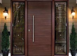 Tư vấn chọn mẫu cửa gỗ 1 cánh ấn tượng