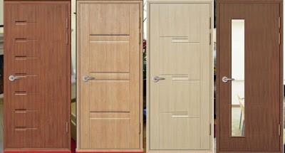 Tại sao nên dùng cửa gỗ cao cấp PVC?