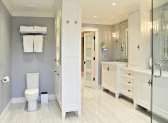 Cửa nhựa nhà vệ sinh – xu hướng nội thất 2019