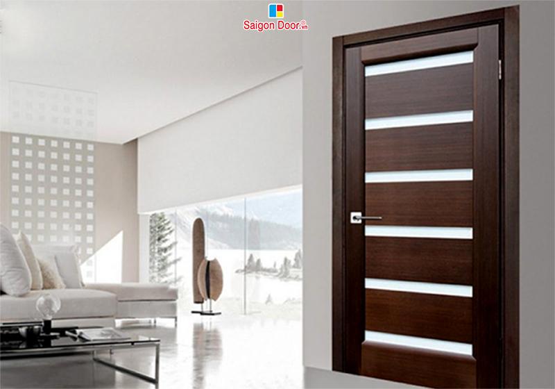 Cửa gỗ công nghiệp laminate - SaiGonDoor 0933.707.707