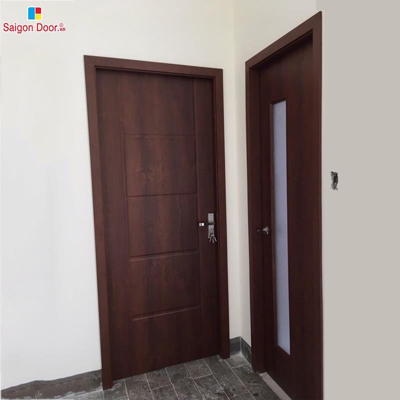 cua-nhua-composite, cấu tạo cửa composite