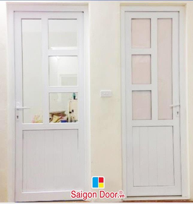Cửa nhựa giả gỗ có bền không - SaiGonDoor 0933.707.707