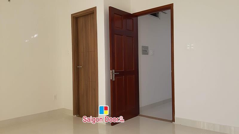 Cửa nhựa giả gỗ bán ở đâu - SaiGonDoor 0933.707.707