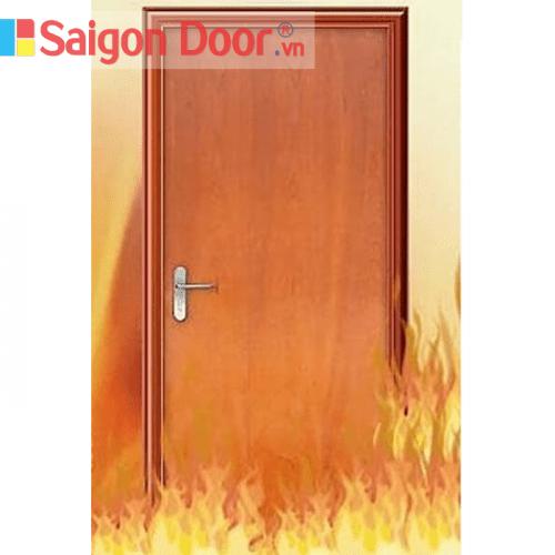 Cửa Gỗ Chống Cháy Saigondoor uy tín chất lượng LH 0933707707