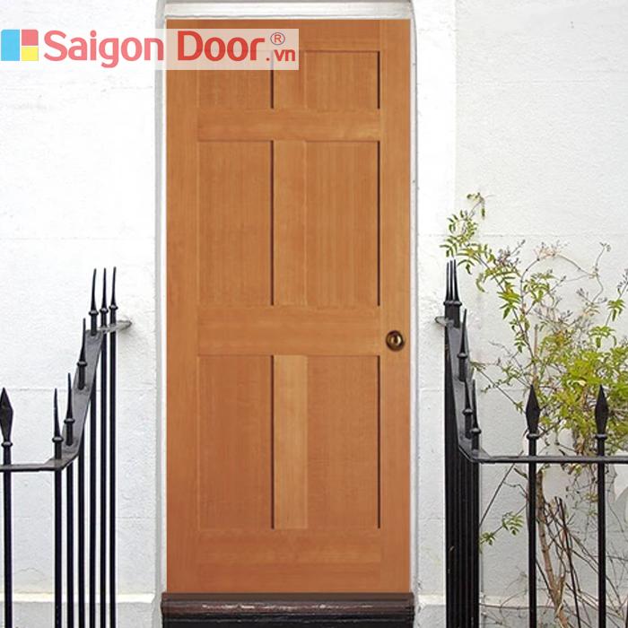 Cửa gỗ giá rẻ SGD 03 chất lượng hàng đầu 0933.707707