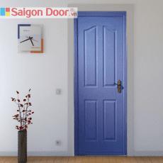 Cửa gỗ nhà vệ sinh SGD 01