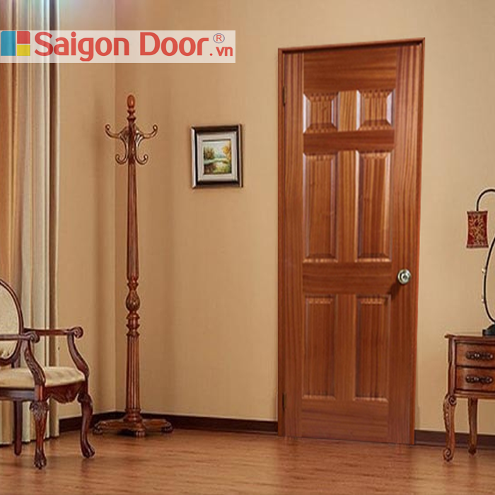 Cửa gỗ phòng khách sạn SGD 02 chất lượng uy tín 0933.707707