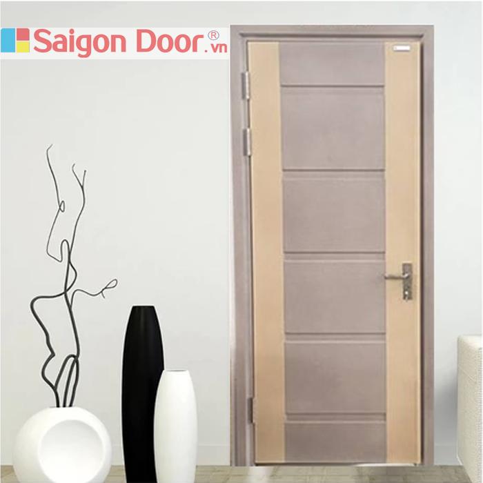 Cửa gỗ phòng ngủ SGD 01 chất lượng uy tín 0933.707707