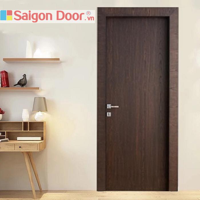 Cửa gỗ phòng ngủ SGD 02 chất lượng uy tín 0933.707707