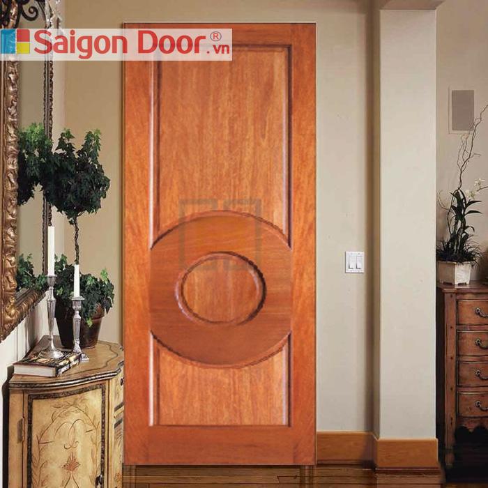 Cửa gỗ phòng ngủ SGD 03 chất lượng uy tín 0933.707707