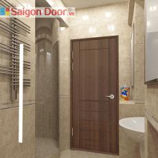 Cửa nhựa nhà vệ sinh SGD 03