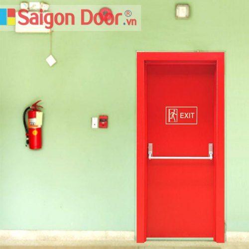 Cửa thoát hiểm SGD 2 chất lượng hàng đầu 0933.707707