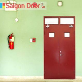 Cửa thoát hiểm SGD 3
