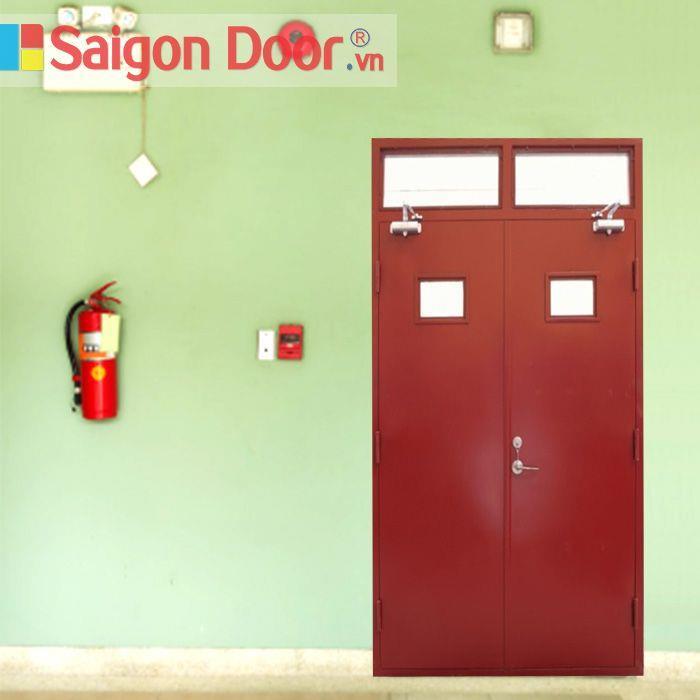 Cửa thoát hiểm SGD 3 chất lượng hàng đầu 0933.707707