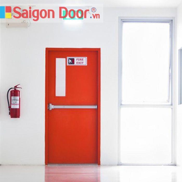 Cửa thoát hiểm SGD 4 chất lượng hàng đầu 0933.707707