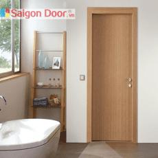 Cửa gỗ nhà tắm SGD 03
