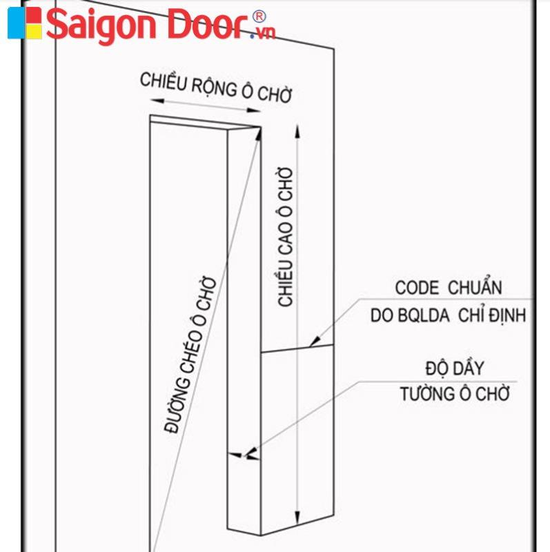 Lắp đặt cửa nhựa composite