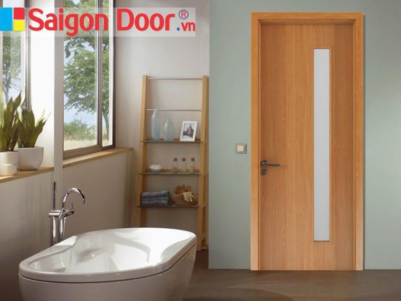 Cửa gỗ phòng tắm