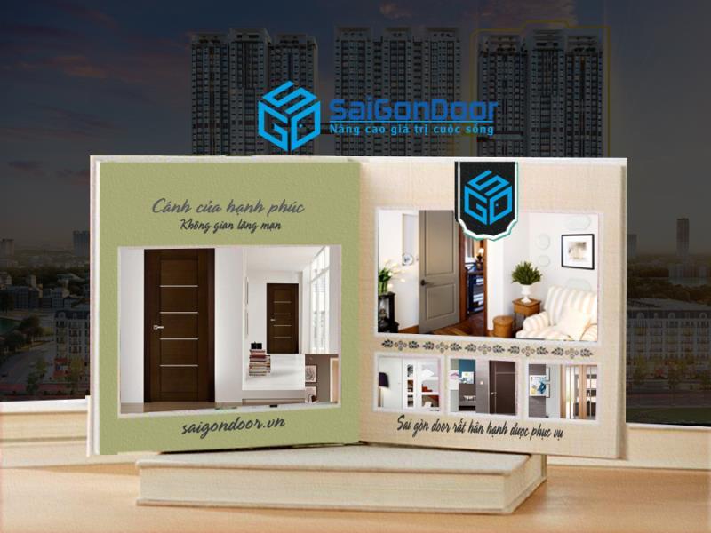 Ra mắt bộ sưu tập Cửa Saigondoor  tháng 7 - 2020