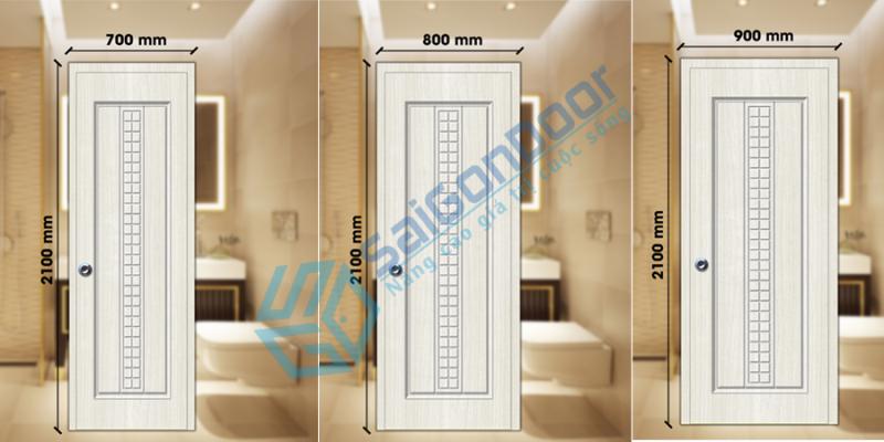 Cửa nhà vệ sinh hợp hướng nào?