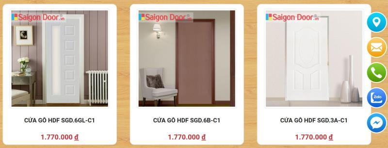 báo giá của HDF