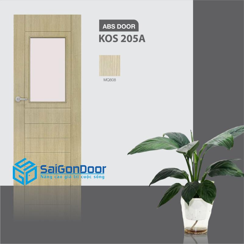 KOS 205A