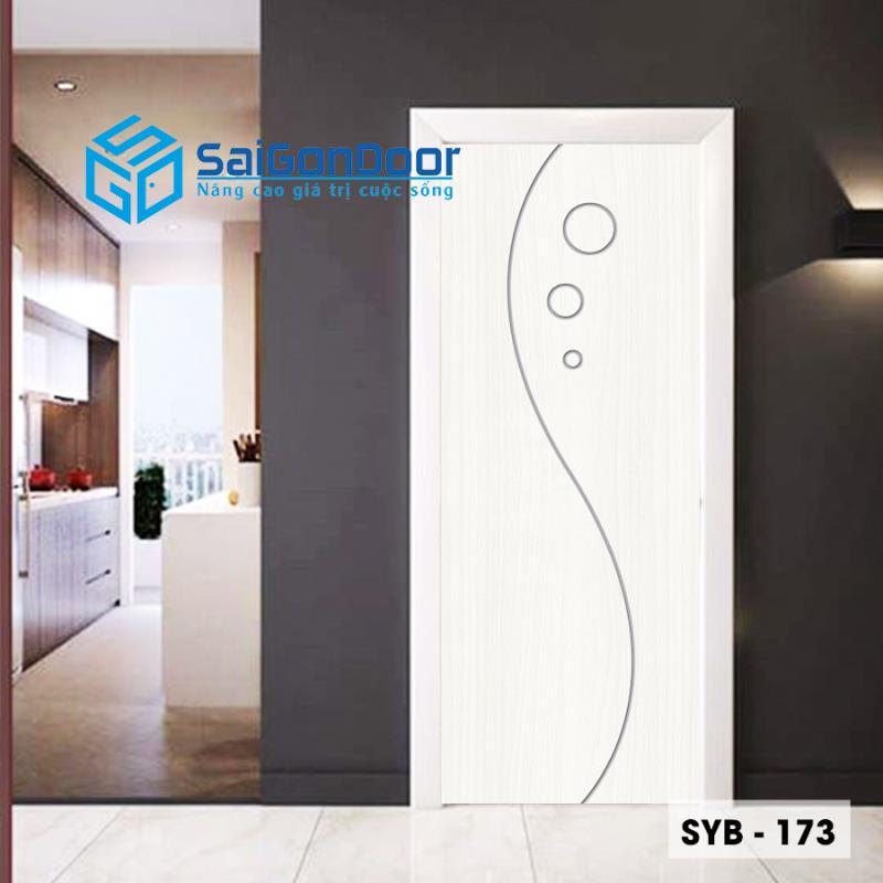 CỬA NHỰA COMPOSITE SYB 173