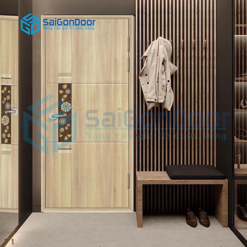 Cửa nhựa ABS Hàn Quốc KSD 116B - K1129