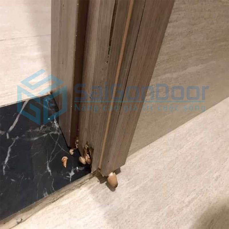 Cửa thép vân gỗ giải pháp thay thế hoàn hảo cho cửa gỗ tự nhiên
