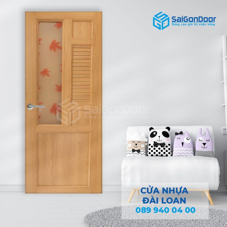 Cua nhua Dai Loan YA 12 2