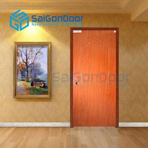Cửa nhựa gỗ LX.237, Cửa gỗ chịu nước, cửa gỗ chống nước, cửa nhựa gỗ, cửa nhựa giả gỗ, cửa nhựa vân gỗ, cửa nhựa phòng ngủ, cửa nhựa nhà vệ sinh, cửa nhựa gỗ cao cấp